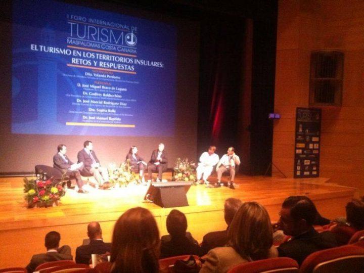 NOSOLOCAMAS presente en el Foro Internacional de Turismo de Maspalomas